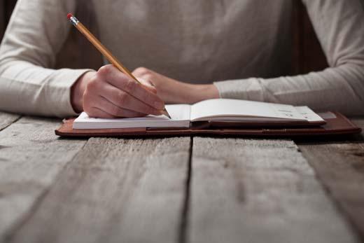 kartki z pamiętnika